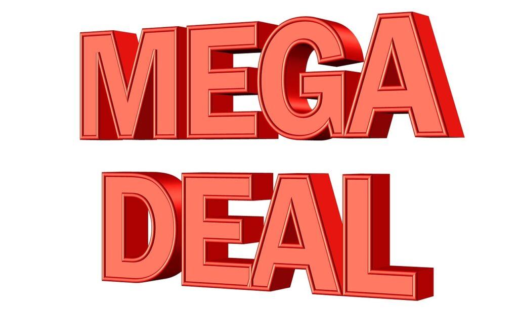 offer, sale, deal